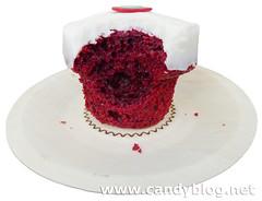 Sprinkles Red Velvet Cupcake