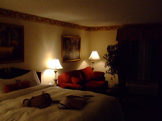ホテル・室内1