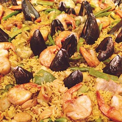 meal, seafood boil, paella, produce, food, dish, cuisine,