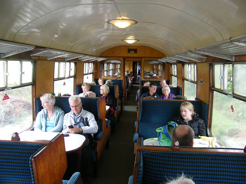 UWE Staff Social trip to Swanage Railway - September 2013