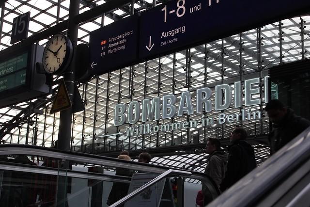 250 - Berlin Hauptbahnhof