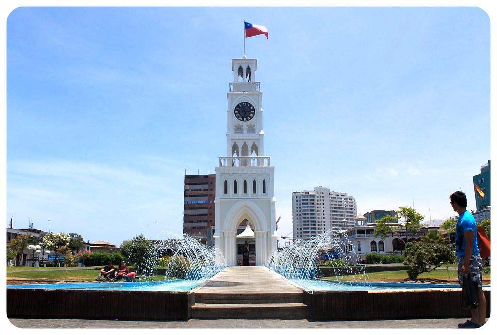 iquique baquedano tower
