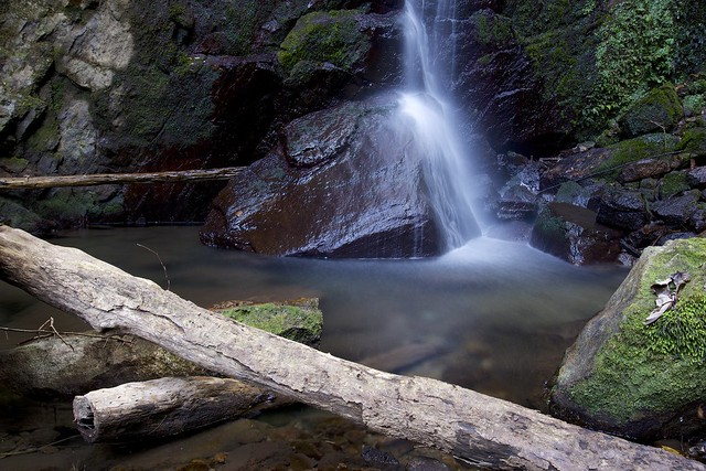 Waterfall,Kagoshima 2014.01