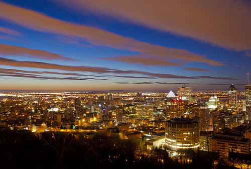 city sky night clouds sunrise lights interesting montreal olympus atadistance montsthilaire montstbruno pwpartlycloudy