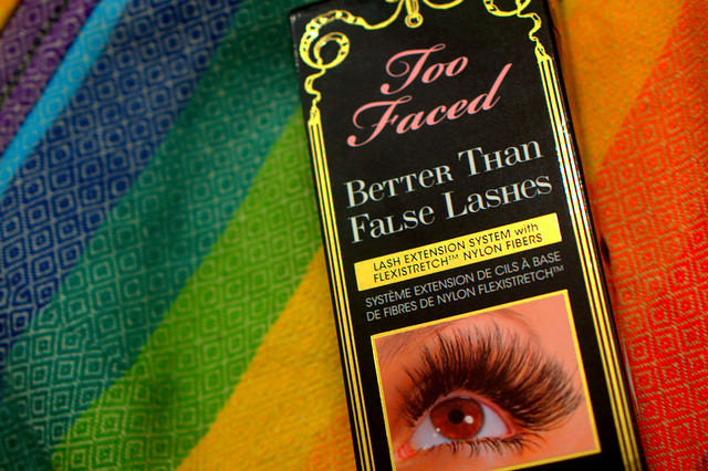Mascara Monday: Too Faced Better Than False Lashes mascara