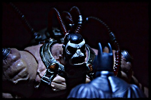 Arkham Asylum: Batman vs Bane 2-pack