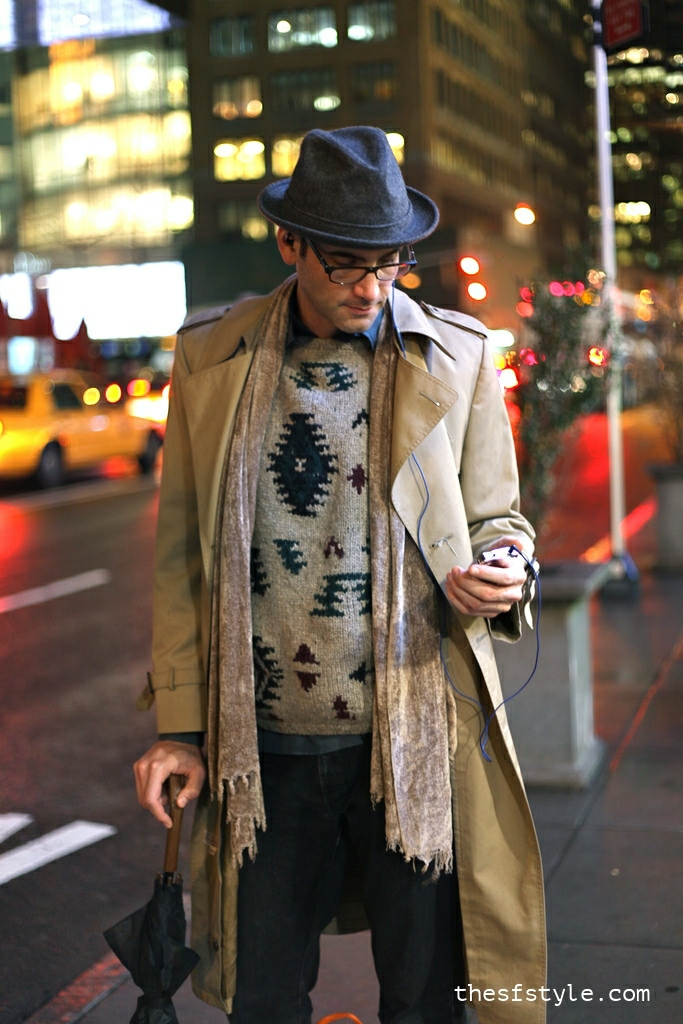 man morsel monday, new york streetstyle fashion blog, ralph lauren sweater,