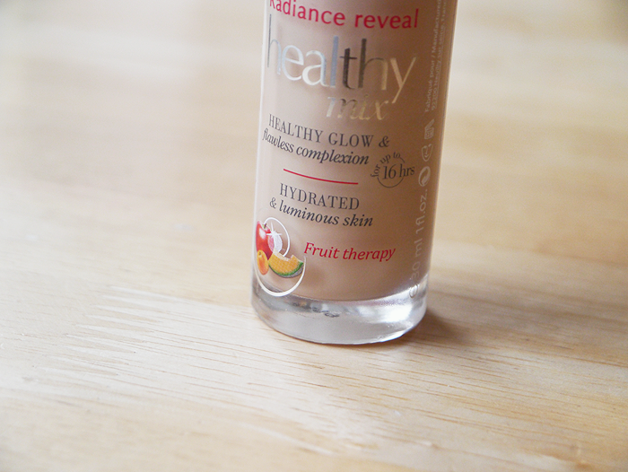 bourjois healthy mix foundation review shade 51 2