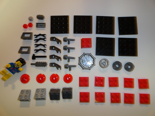 The LEGO Movie 40095 Pieces