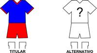 Uniforme Selección Cambyretá de Fútbol