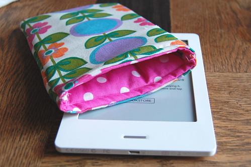 sleeve for e-reader