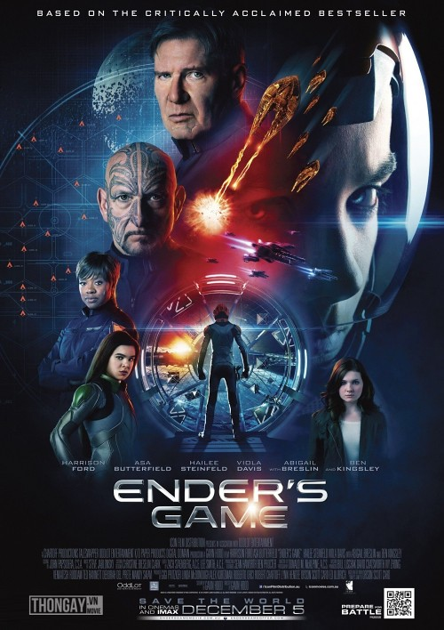 Phim Cuộc Chiến Của Ender - Ender's Game