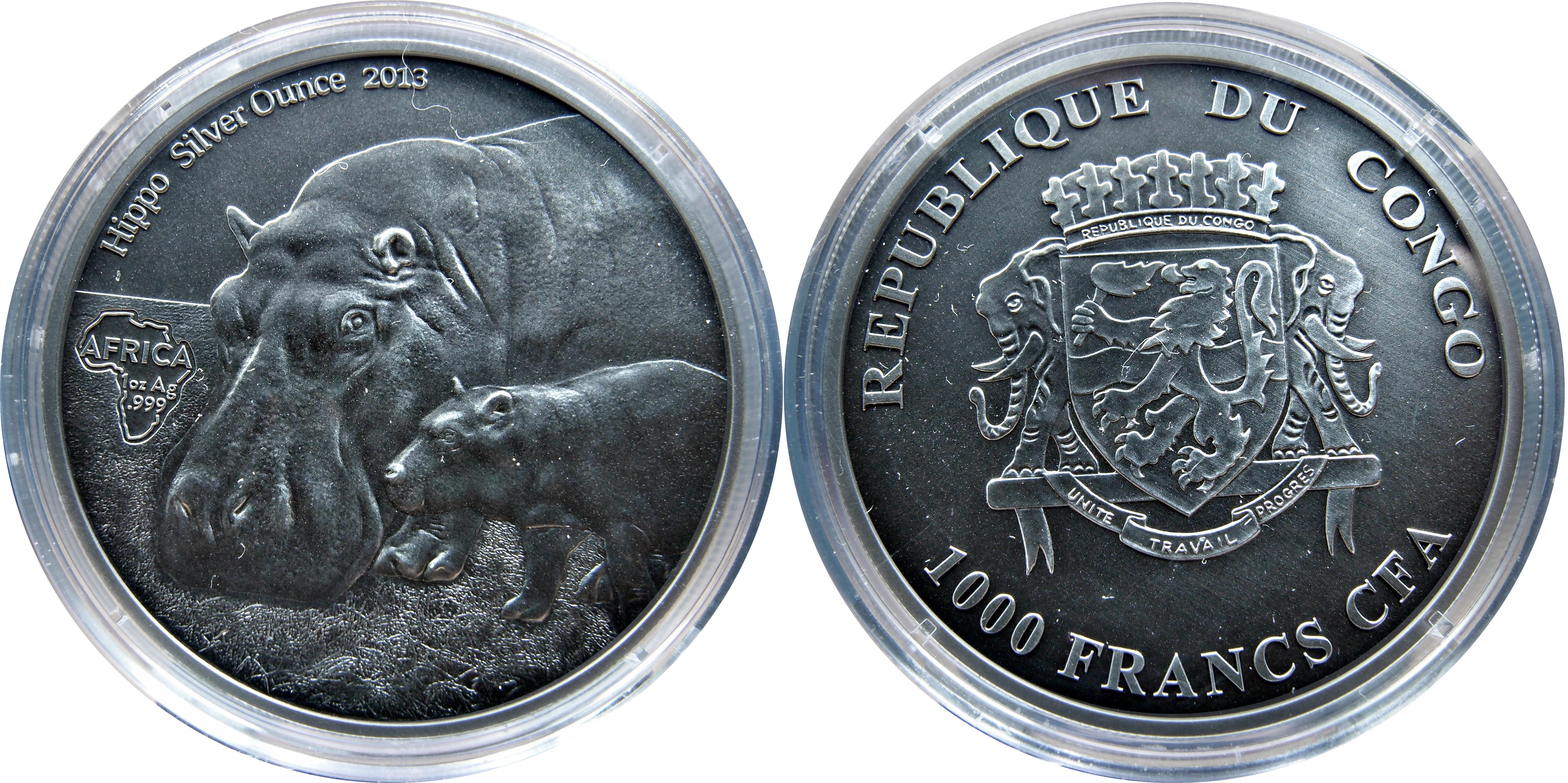 African Silver Ounce Serie  12756345175_bb0135b163_o
