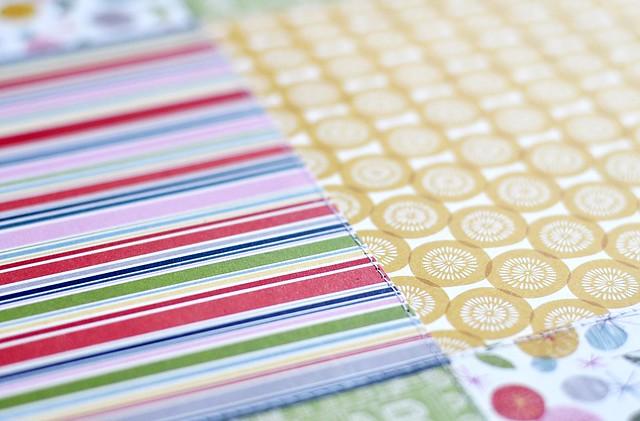 CTK Feb kits 6x6 paper pad Kasia 6