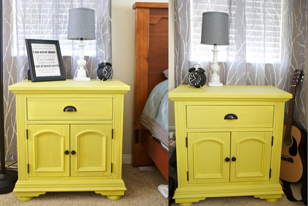 Annie Sloan English Yellow Paint
