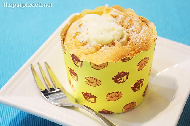 Hokkaido Cupcake (P70)