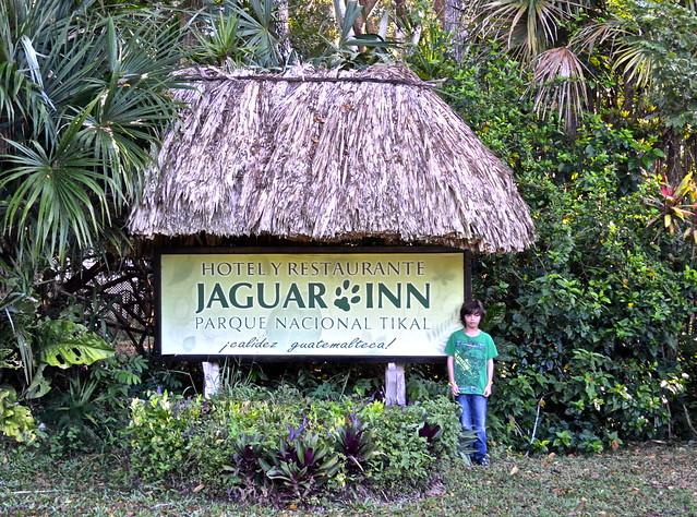 Jaguar Inn Tikal Guatemala