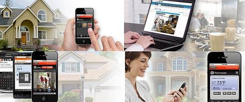 Controla las alarmas de tu hogar con el tel fono m vil for Alarmas para el hogar