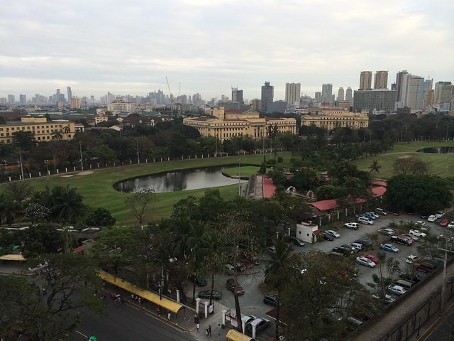 Intramuros view