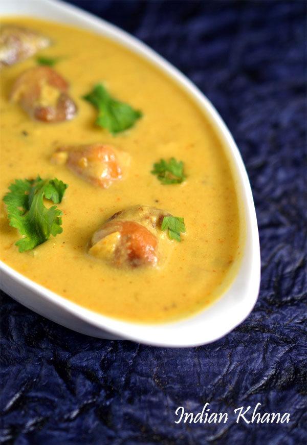 Kadhi-Pakoda-Recipe