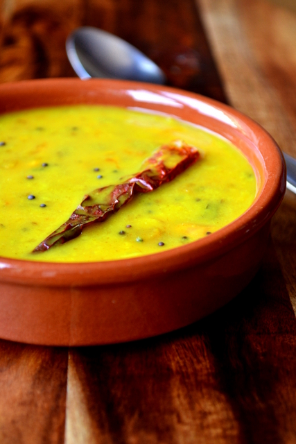 Toor Dhal Recipe (1)
