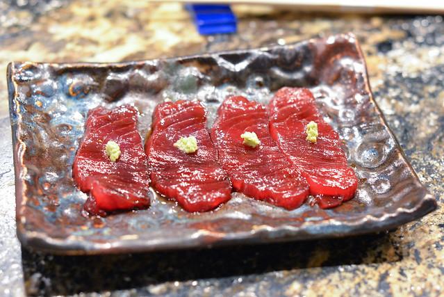 Bigeye Tuna Sashimi