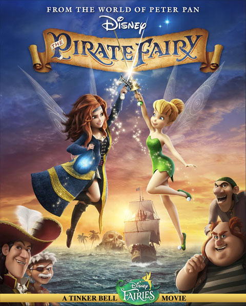 N�ng Ti�n H?i T?c - Tinker Bell And The Pirate Fairy