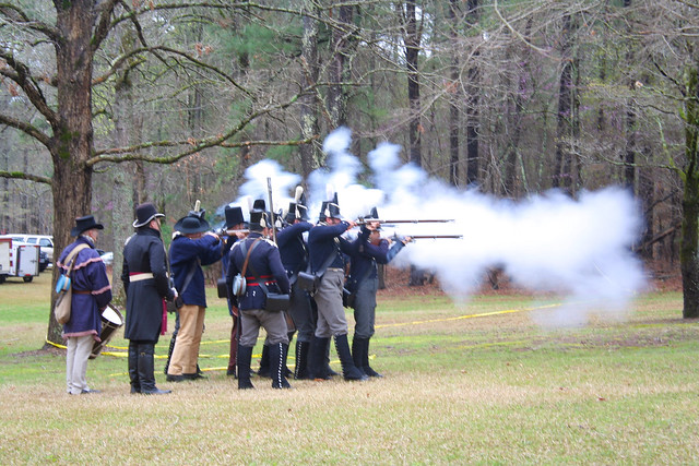 200th anniversary of the battle at horsehoe bend  - 20
