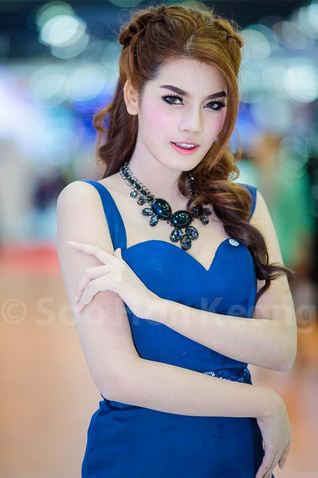 Pretties - 35th Bangkok International Motor Show @ Bangkok, Thailand