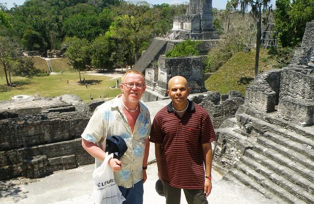 Tikal in Guatamala