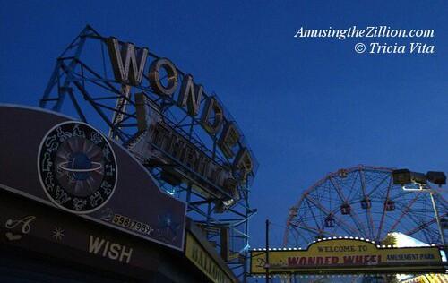 Wonder Wheel and A Wish