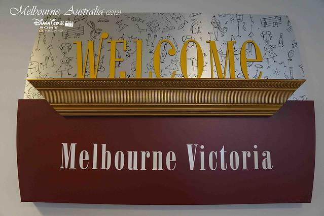Day 1 Melbourne, Australia 01