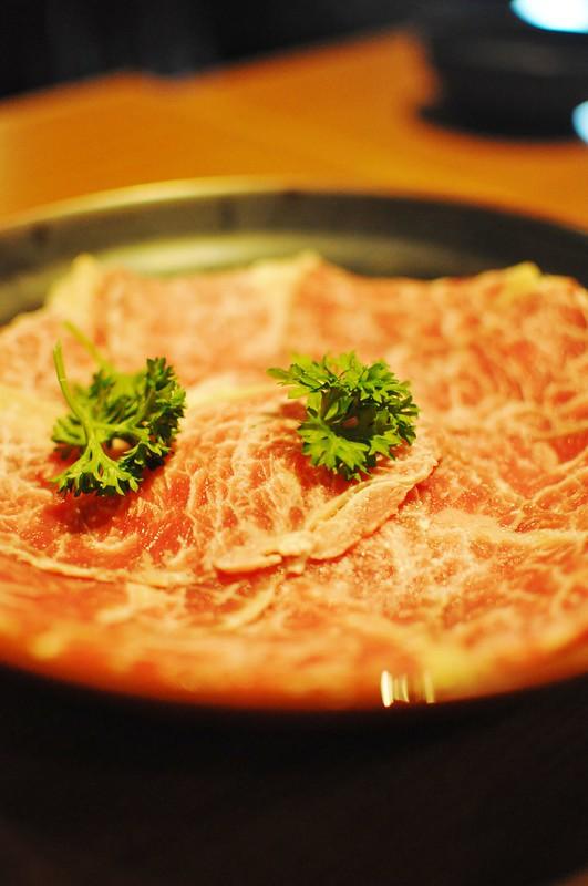beef shabu shaby