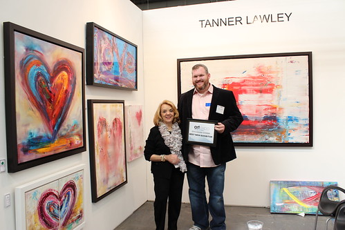 Tanner Lawley — Best New Exhibitor