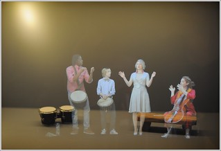 Hologram Gemeentemuseum the Hague