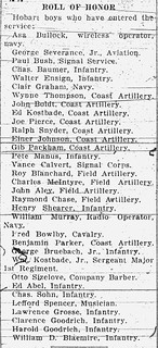 1-26-2011 Roll of Honor Aug 1917
