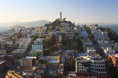 San Francisco's Coit Tower (Explored)