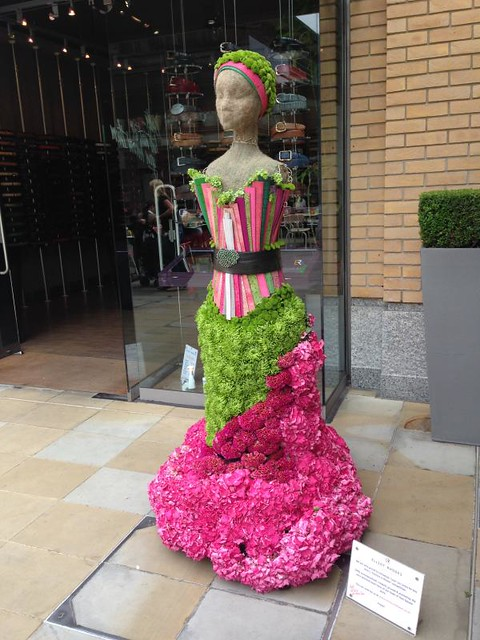 elliot rhodes Chelsea in Bloom 2014