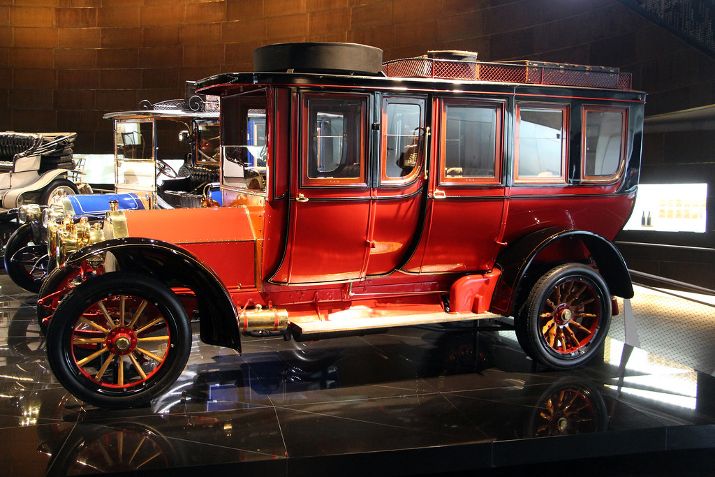 Benz 18 PS Doppelphaeton 1905