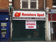 Picture of Roosters Spot, 76 High Street