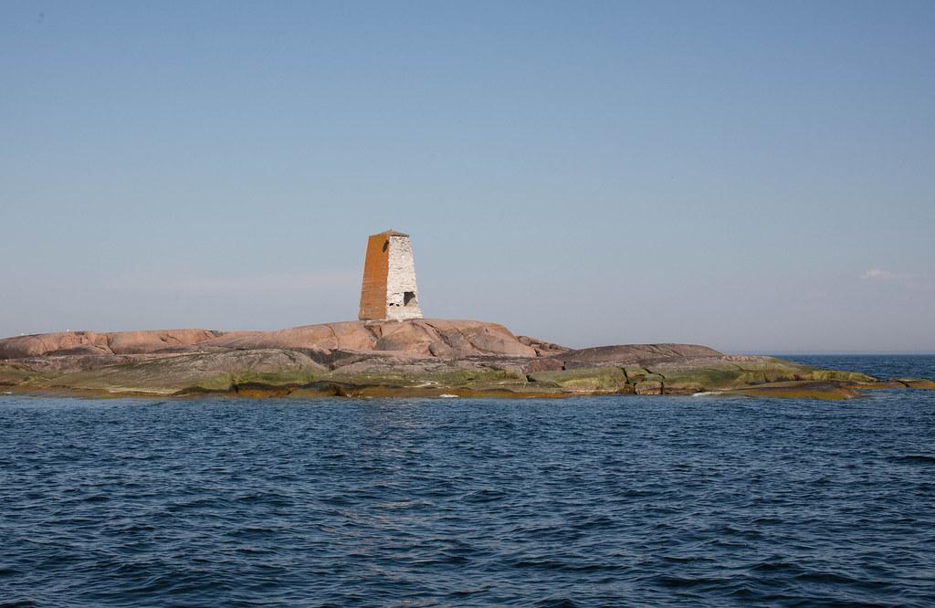 Länsi-Suomenlahden majakkaretki | Storgadden | Pooki