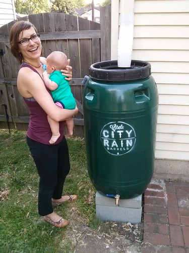 Thanks, Circle City Rain Barrels!