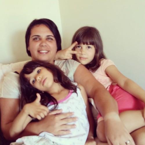 Eu e minhas meninas