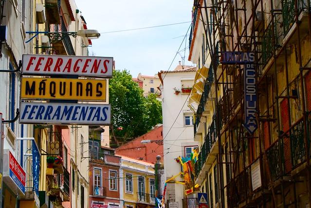 Commencer par quelques jours dans une auberge à Lisbonne et vous ne voudrez plus quitter la ville. True story.