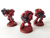 Blood Angels Tactical Squad WIP