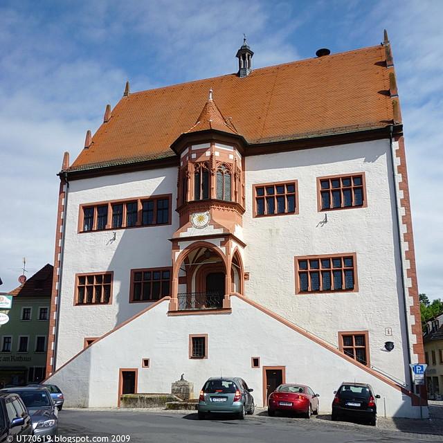 Dettelbach Rathaus