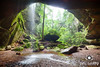 Early July in Hocking Hills Ohio by Jim Crotty
