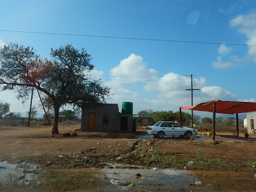Car Wash in Mpumalanga, South Africa