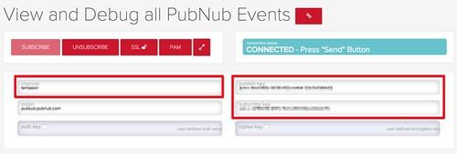 PubNub Developer Console and Debugger_mq8zh