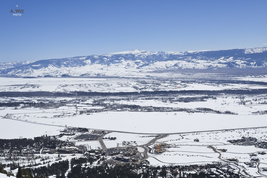 Teton Village Valley